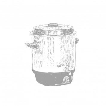 Location chauffe-eau inox 20 litres 220v / 2100w