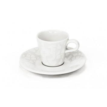 Location tasse à café mosaîque