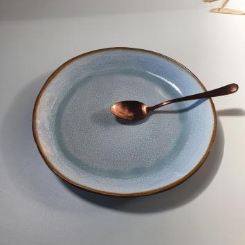 Location assiette aqua ø 20,5 cm