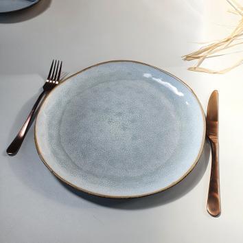 Location assiette aqua ø 28 cm