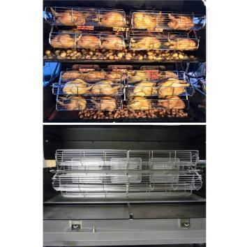 Location balancelle 24 poulets pour mobi grill